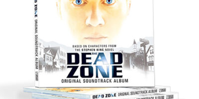Dead Zone digipak design