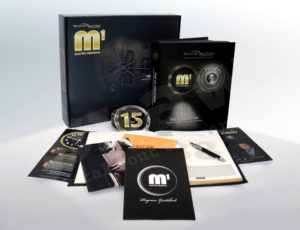 Wealth Masters International m1 box set