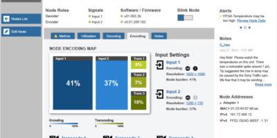 Phoenix Web Manager - Nodes Encoding