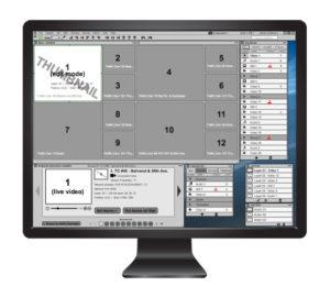 Phoenix software Desktop client dashboard wireframe 2a
